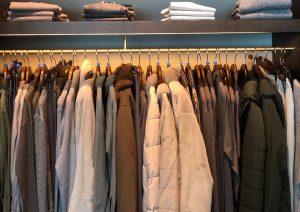 Organizacao de roupas